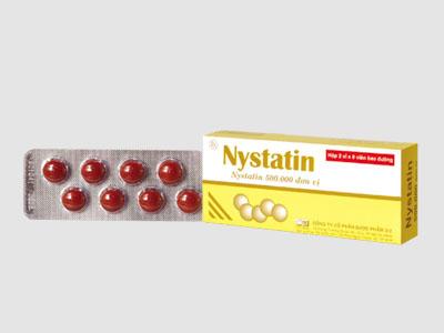 Нистатин во время беременности