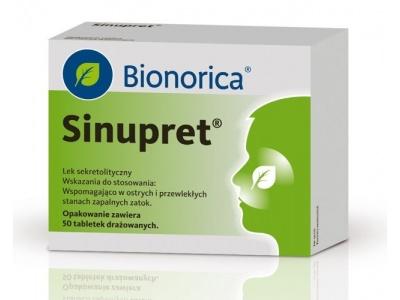 Синупрет можно ли при беременности