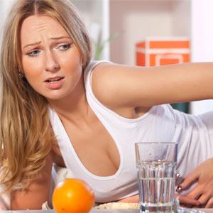Почему тошнит при беременности будущую маму