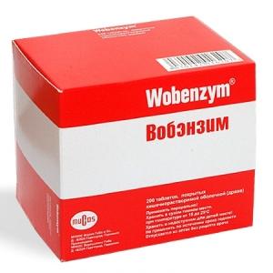 Вобэнзим инструкция по применению при беременности