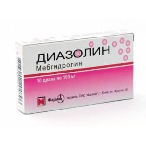 Диазолин во время беременности