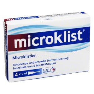 Микролакс во время беременности