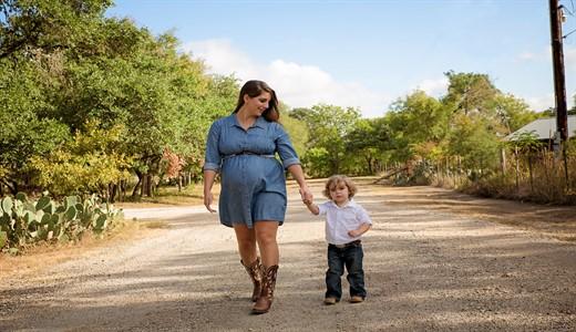 Беременность со вторым ребенком