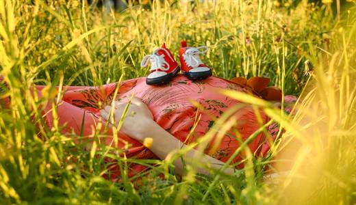 Беременность летом