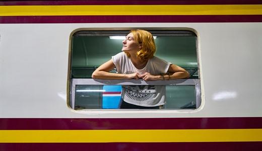 Можно ли беременным ездить на поезде