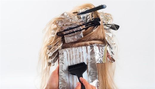 Можно ли красить волосы во время беременности