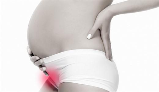 Болит лобковая кость при беременности