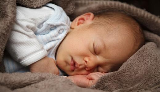 Как и где должен спать новорожденный