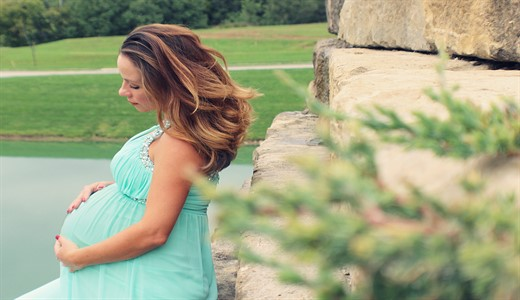 Коленно локтевое положение при беременности