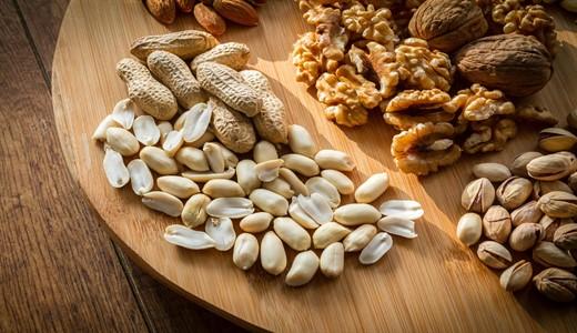 какие орехи можно при аллергии