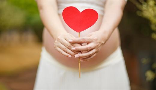 Размер желтого тела при беременности
