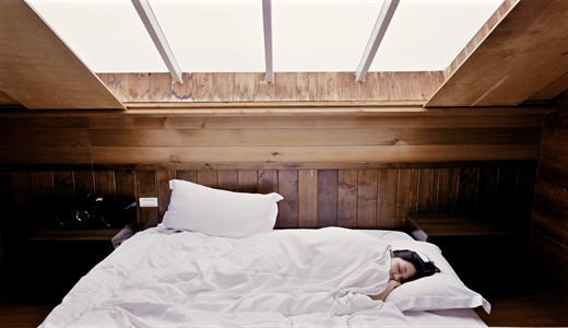 Как правильно спать беременным