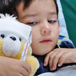 Почему болит живот у ребенка ...