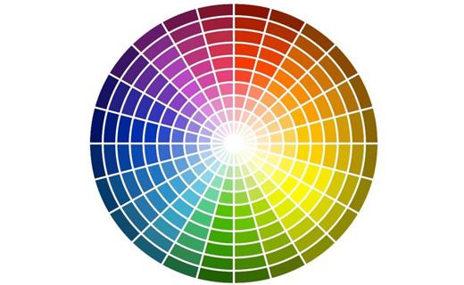 Как создать цветовой круг?