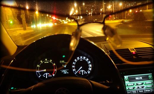 ночные очки для вождения
