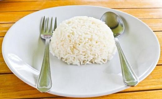 рис на завтрак