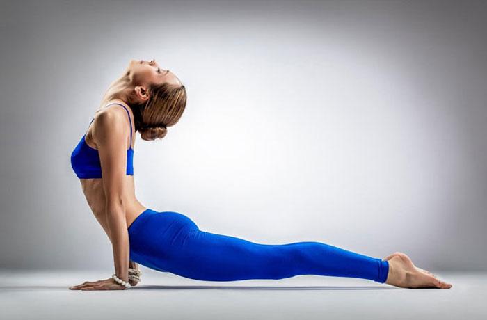 Йога для укрепления мышц и костей