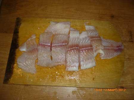 Рецепты рыбы в духовке