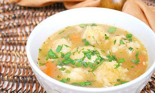 Суп из морепродуктов как приготовить