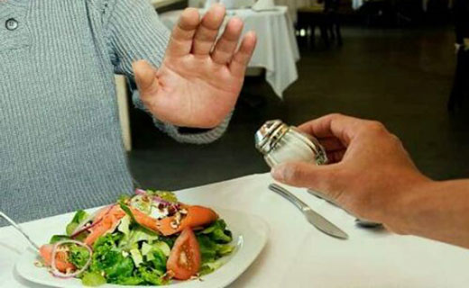бессолевая диета