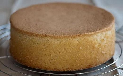 Бисквит кефирный для торта