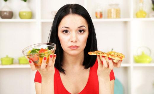 борьба с голодом во время диеты