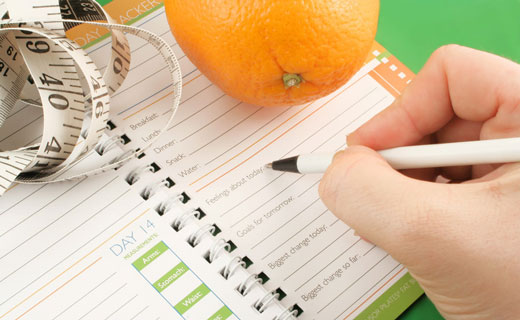 что дает дневник питания