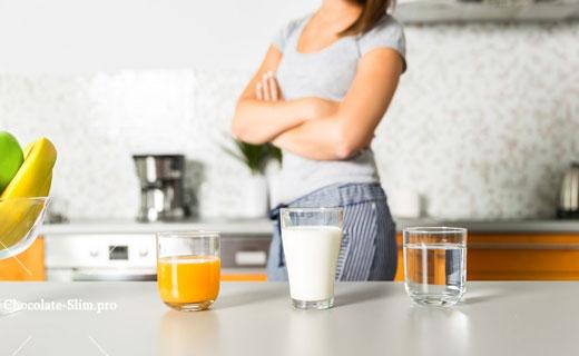 что можно пить при похудении