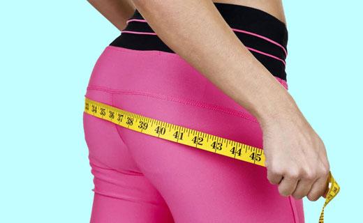диета для похуденияягодиц