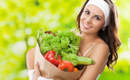 диета весной