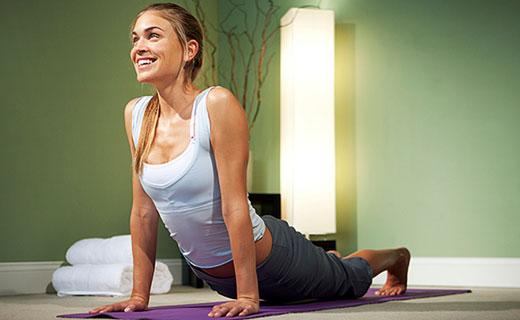 физическое напряжение в йоге