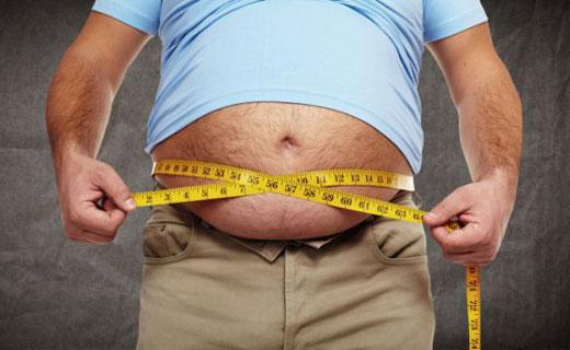 жир у мужчин