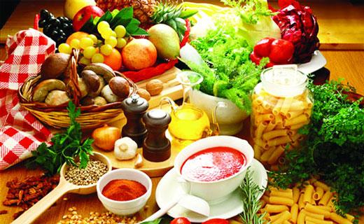 ингредиенты вегетарианской кухни