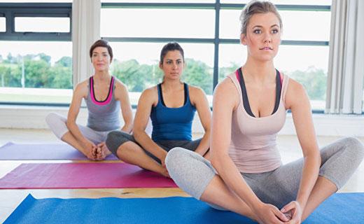йога для восстановления сил