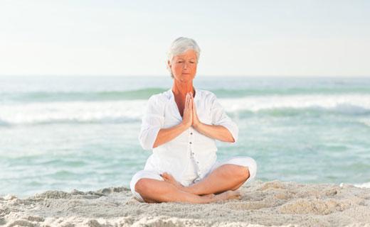 йога против старения
