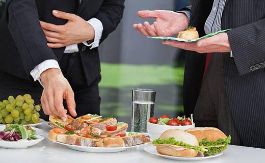 деловой обед