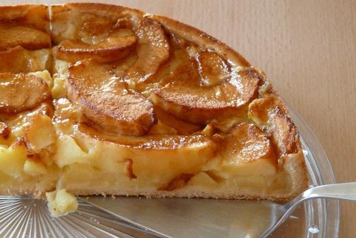 Яблочный пирог рецепт c фото