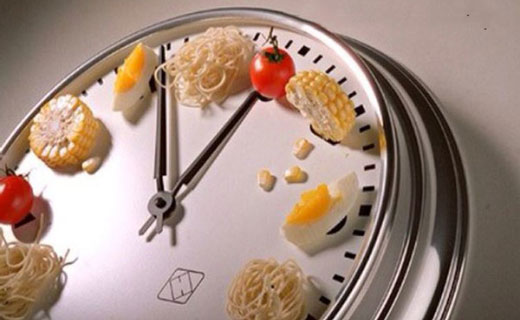 как быстро переваривается еда