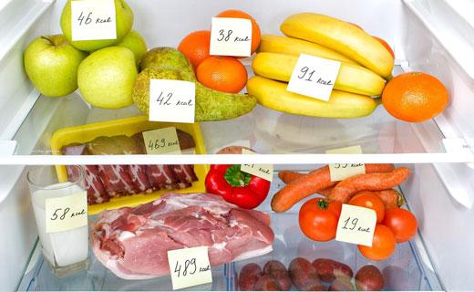 как снизить жиры и калории