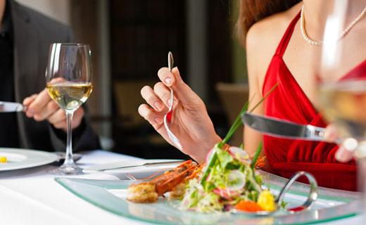как снизить жиры и калории в ресторане