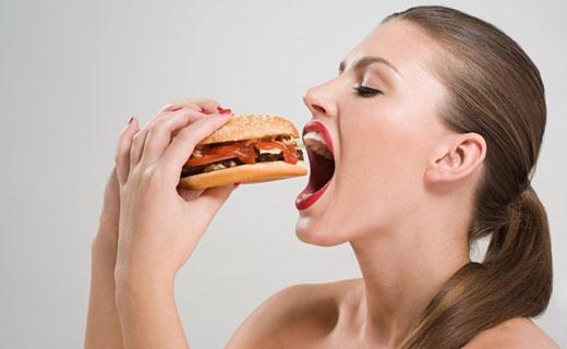 как много вы едите