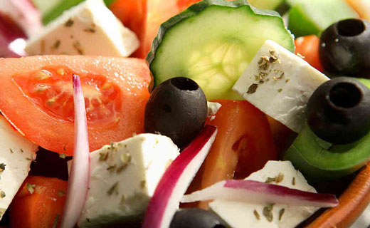 двойная порция овощей