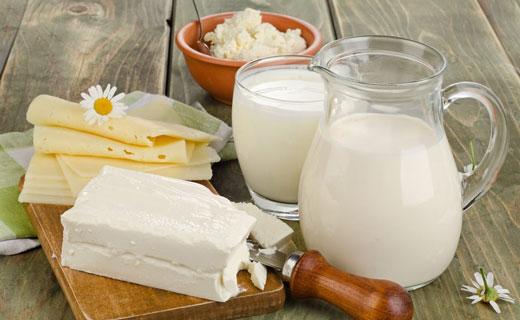 как употреблять молочные продукты