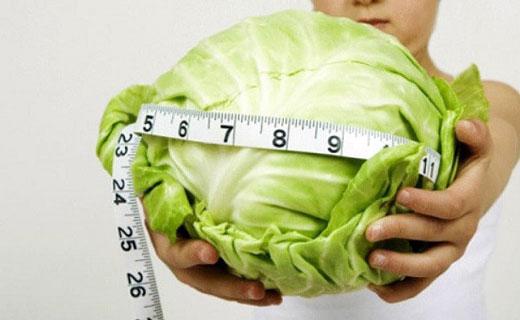 копустная диета