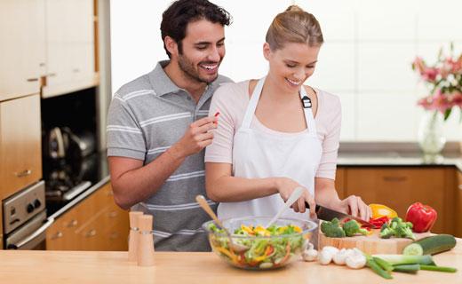 кухня и здоровое питание
