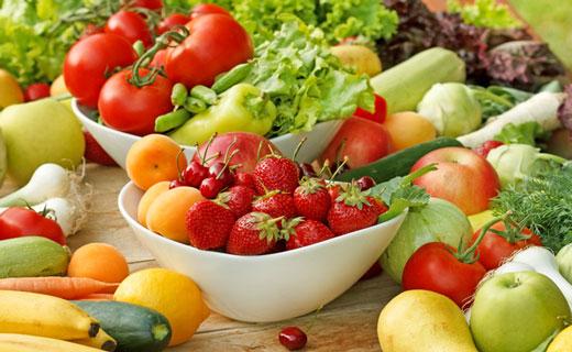 нужность овощей и фруктов