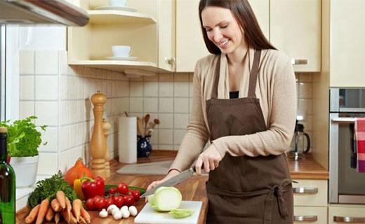 оборудование на  вегетарианской кухне