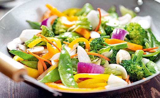 особенности вегетарианской кухни