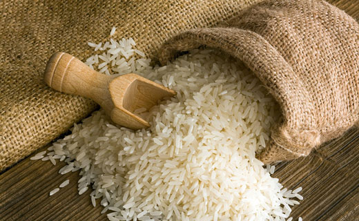 особое внимание к рису
