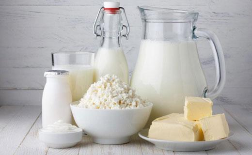 осторожность с молочными продуктами